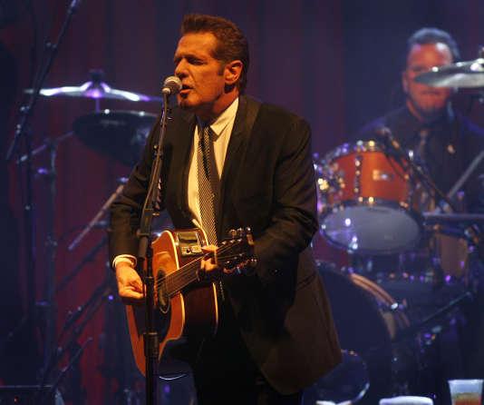 Le groupe, dont Glenn Frey, ici en 2010, était le guitariste, était mondialement connu pour son titre «Hotel California».