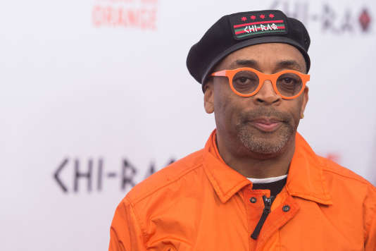 Spike Lee à New York en décembre 2015.