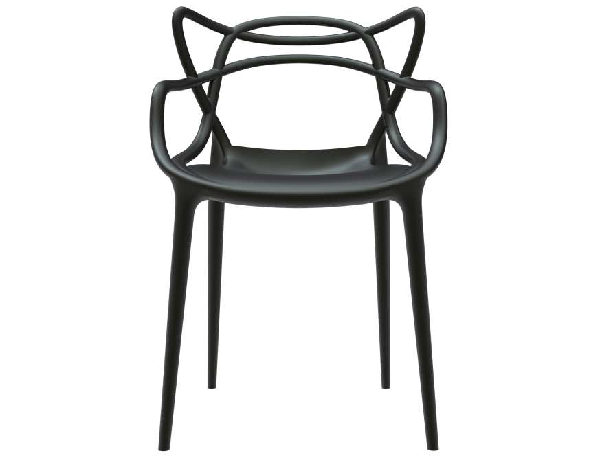 Chaise Masters cosignée Eugeni Quitllet & Philippe Starck pour Kartell (171 euros).