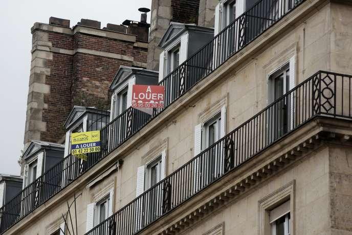 A Paris, rue de Rivoli