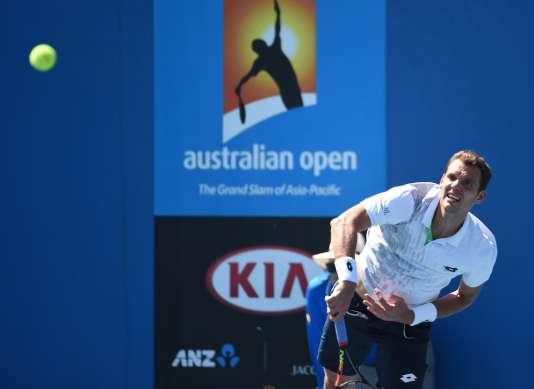 Lundi, Paul-Henri Mathieu disputait le premier tour de l'Open d'Australie. Il y a vingt ans, il remportait le tournoi des Petits As.