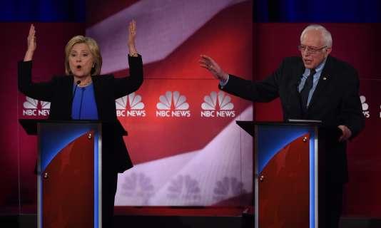Sans atteindre les sommets des joutes républicaines, le ton est monté lors du quatrième débat démocrate, le dernier avant les premières primaires.
