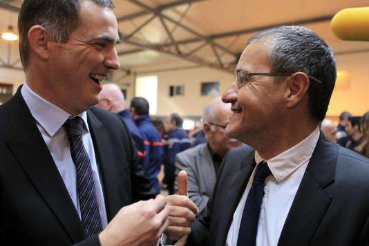 Gilles Simeoni, président du Conseil exécutif de Corse, et Jean-Guy Talamoni, président de l'Assemblée de Corse, seront reçus par Manuel Valls à Matignon le 18 janvier.