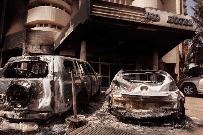 Le djihadiste Mokhtar Belmokhtar avait revendiqué l'attentat de Ouagadougou, en janvier 2016.
