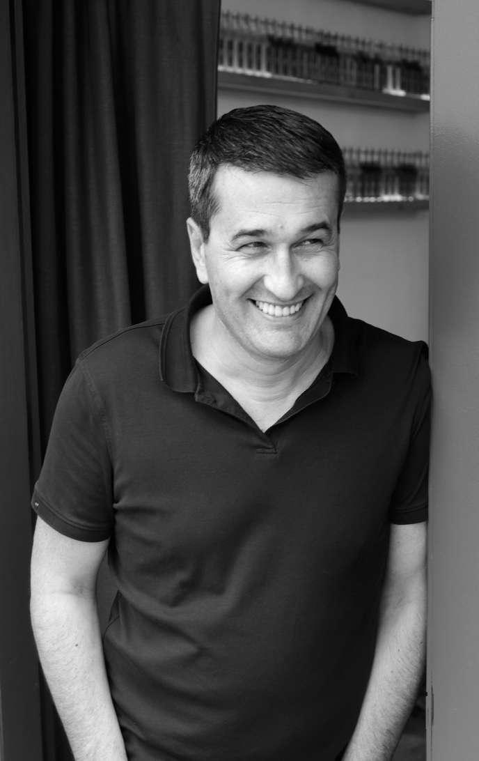Alain Milliat, producteur de jus de fruit haut de gamme.
