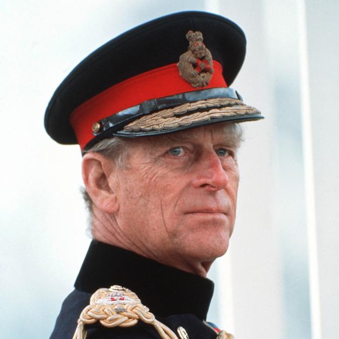 Le prince Philip en 1996.