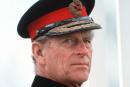 1996: Prince Philip in army dress uniform.