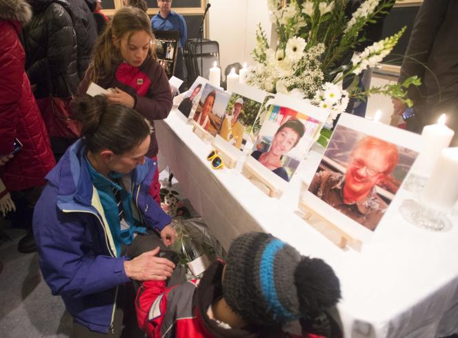 Au Québec, une veillée a été organisée, le 18 janvier 2016, pour rendre hommage aux six victimes québécoises des attentats de Ouagadougou.