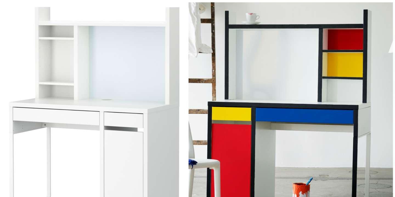 Transformer Ses Meubles Ikea avant - après : le grand détournement des meubles ikea