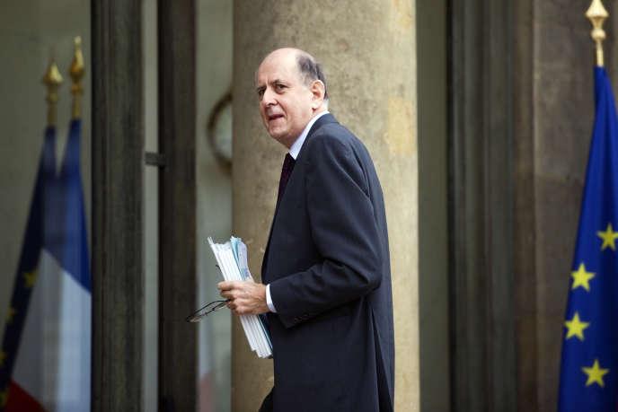 Le vice-président du Conseil d'Etat Jean-Marc Sauvé, en 2011.