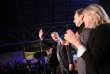 Bruno Le Maire lors de sa cérémonie de vœux aux administrés de sa circonscription,  à Evreux lundi 18janvier.