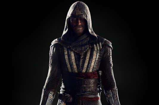"""Michael Fassbender dans le film américain de Justin Kurzel, """"Assassin's Creed""""."""