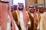 Le ministre de la défense saoudien, Mohammed Ben Salman, à Riyad, le 11 novembre 2015.