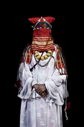 Mariée de Khamlia.