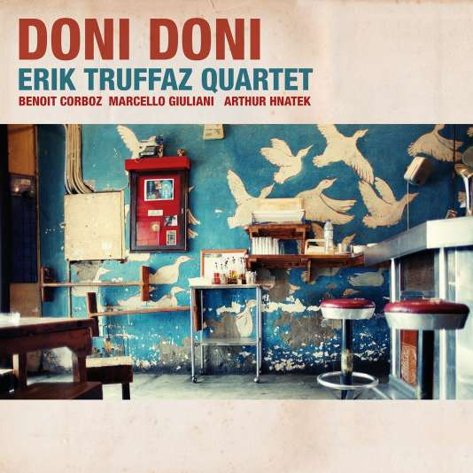 Pochette de l'album «Doni Doni», d'Erik Truffaz.