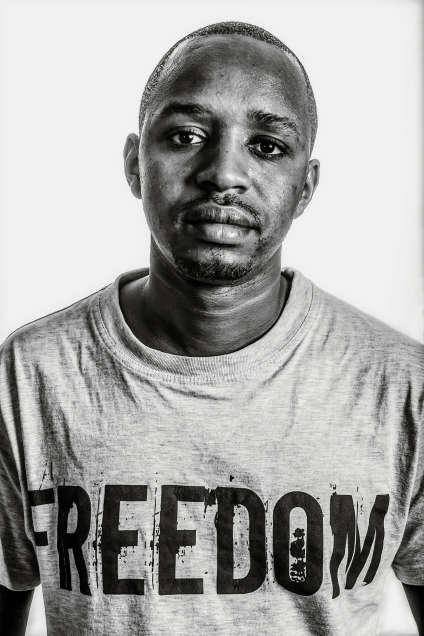 Boniface Mwangi multiplie les happenings pour défendre les laissés-pour-compte.