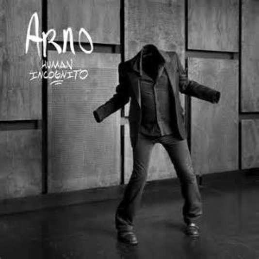 Pochette de l'album «Human Incognito», d'Arno.