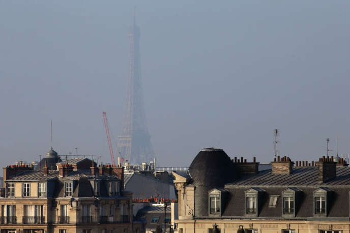 Une partie importante des molécules trouvées à Paris sont des herbicides utilisés par les agriculteurs franciliens, venant s'ajouter aux autres polluants.