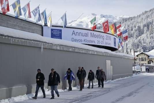 Chaque année depuis 1971, la petite commune suisse de Davos accueille les plus hauts dirigeants d'Etats, de gouvernements et d'entreprises pour le Forum économique mondial.