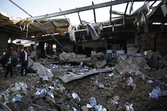 Les frappes ont visé tard jeudi trois villages dans la province septentrionale de Saada, fief des rebelles chiites houthistes, a précisé Malak Shaher, porte-parole de MSF.