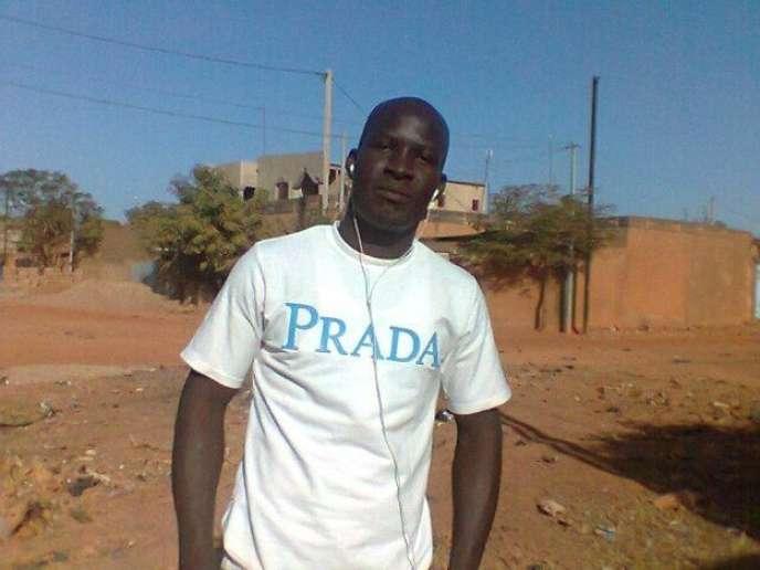 Ahmed Kéré, 32 ans, est l'une des vicimes originaires du Burkina. Il était traducteur et dînait au Cappuccino.
