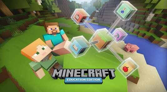 « Minecraft Education Edition » doit sortir à l'été 2016.