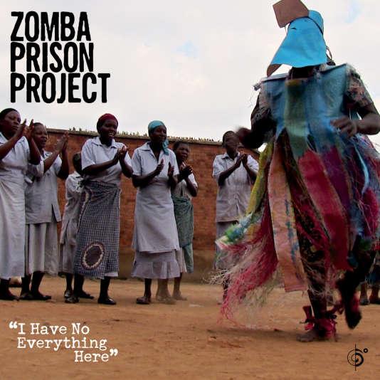 """L'album nommés aux Grammy, """"I have No Everything Here"""" du groupe Zomba Prison Project (sortie le 27 janvier 2016)."""