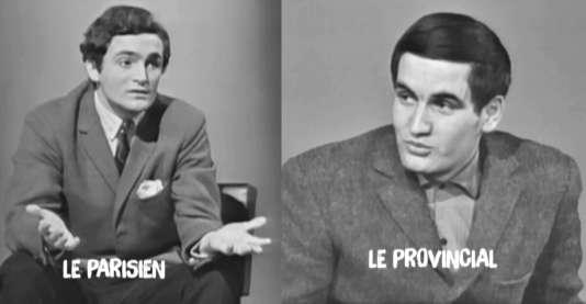 L'émission «Rencontre» diffusée en 1967.