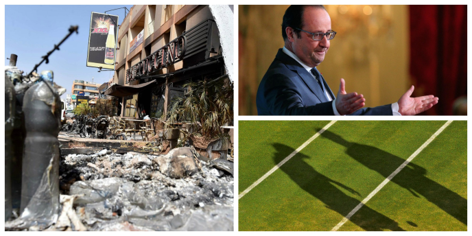 Attaque meurtrière à Ouagadougou, plan pour l'emploi de Hollande, scandales politico-financiers: avez-vous suivi toutes les actualités de ces derniers jours?