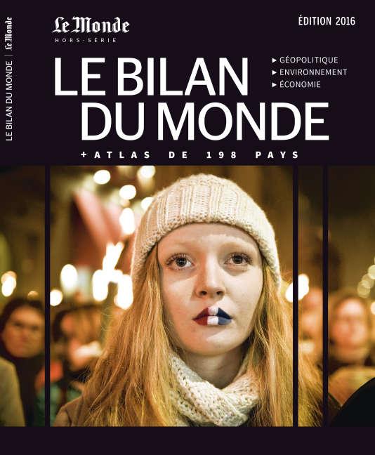 «Le Bilan du Monde 2016»: géopolitique, environnement, économie (218 p., 12€). Vendu en kiosques et le site boutique.lemonde.fr