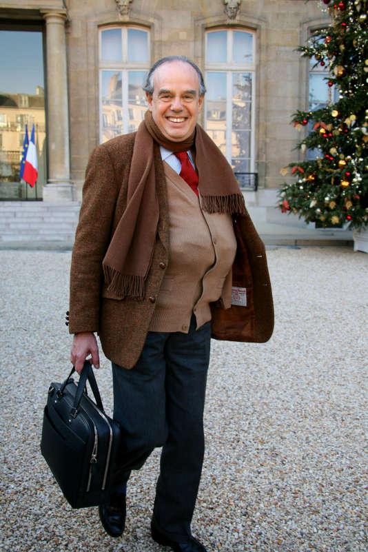 La vie politique avec Nicolas Sarkozy.