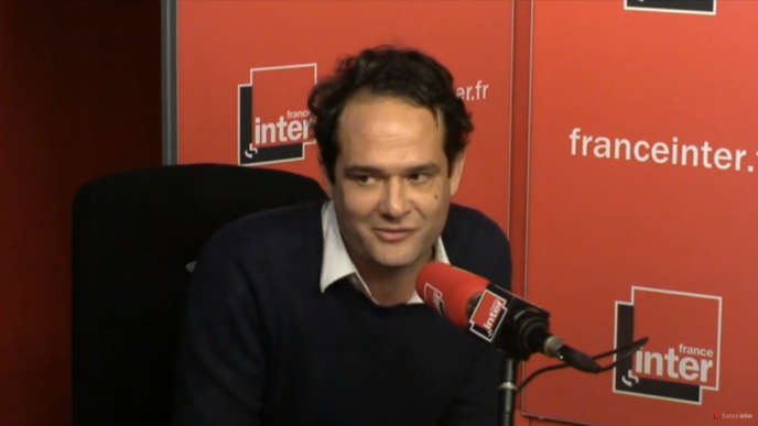 Grégoire Kauffmann, docteur en histoire et maître de conférences à l'IEP de Paris.