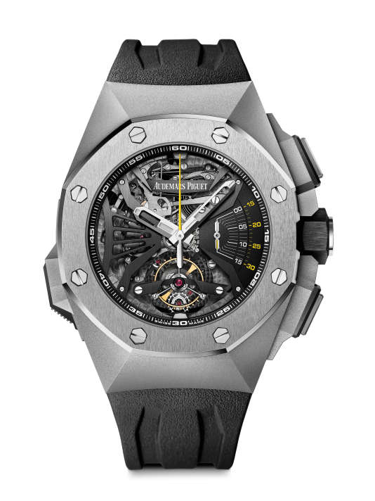 Royal Oak Concept par Audemars Piguet.