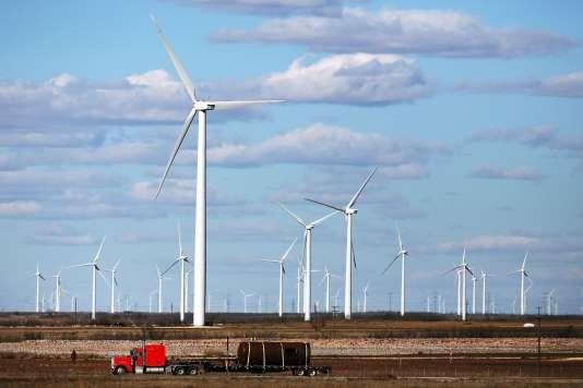 Les entreprises et les collectivités, qui ont longtemps délaissé les questions environnementales, se voient dans l'obligation de respecter les récentes réglementations mondiales et européennes. Spencer Platt/Getty Images/AFP