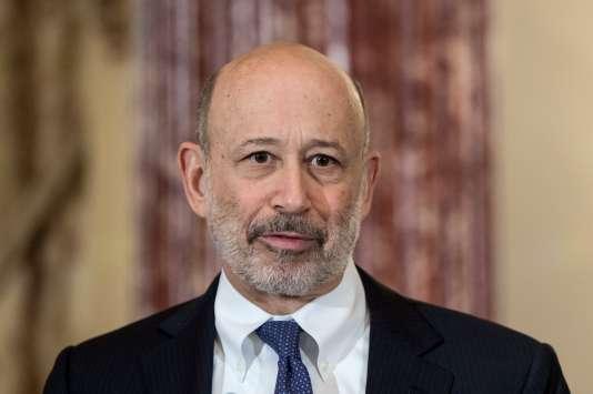 Lloyd Blankfein, le PDG de Goldman Sachs devra se contenter d'une rémunération de 23millions de dollars au titre de l'année 2015.
