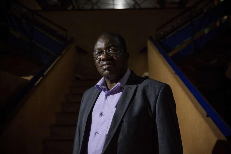 Robert Sangaré, directeur général de l'hôpital Yalgado à Ouagadougou.