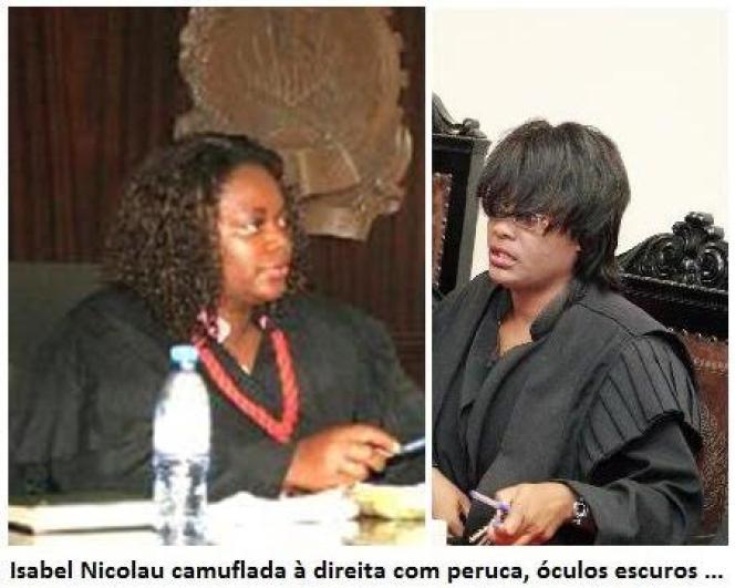 La procureure Isabel Fançony-Nicolau.