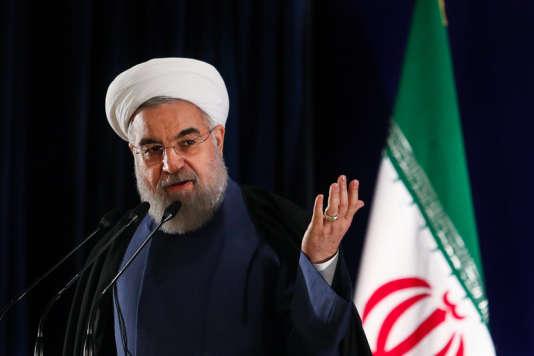 Les scrutins du 26 février sont cruciaux pour le président Hassan Rohani, qui a permis l'accord sur le nucléaire obtenu l'été dernier.