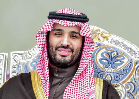 Le prince Mohammed Ben Salman s'est imposé en quelques mois comme l'homme le plus puissant du royaume après le roi Salman. Ici le 23 janvier 2015.