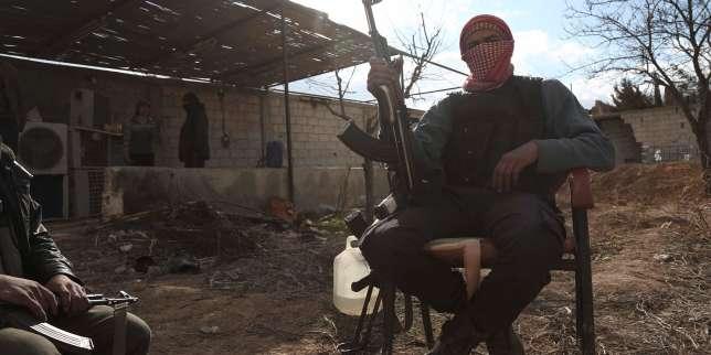 Un rebelle islamiste syrien soupçonné de crimes de guerre arrêté en France