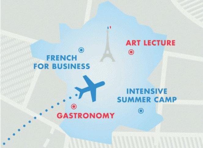 Image de présentation de l'appli Immersion France.