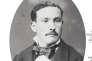 La photo retrouvée par le compositeur Carlos Leresche dans un album ayant appartenu à la courtisane parisienne Liane de Pougy.  Sous ce cliché datant de 1889 ou 1890 figurent les initiales «A. R.».