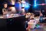 Bar à chicha le So Lounge, à Paris, dans le 16e arrondissement.