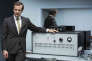 "Peter Sarsgaard dans le film américain de Michael Almereyda, ""Experimenter""."