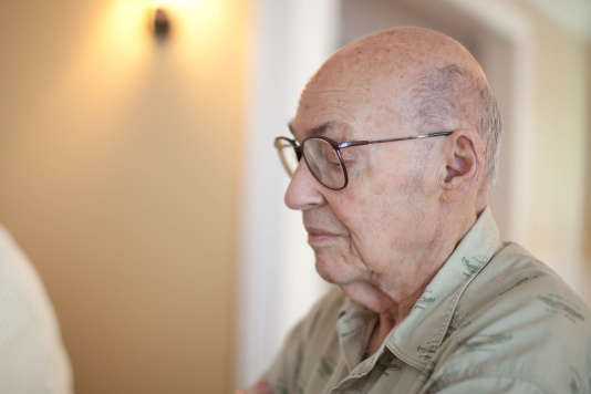 Marvin Minsky, en 2012.