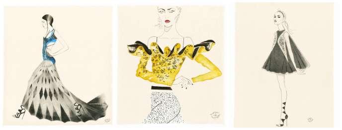Couture Super Défilés Des Les Héroïnes Haute Yb7vIf6gym