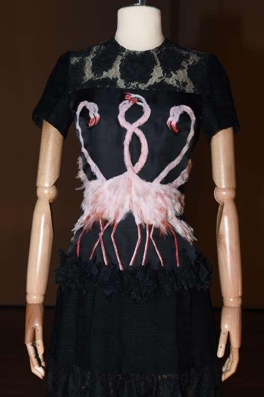 Baptisée  «Saison des amours aux rayons X», la dernière collection de Yacine Aouadi joue le romantisme tendance gothique.