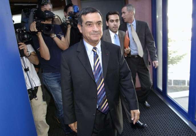 Le président de la Haute autorité pour la transparence de la vie publique, Jean-Louis Nadal (en 2006).