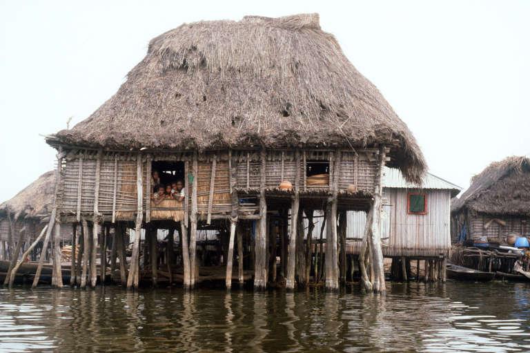 Village lacustre sur le lac Nokoué, à 35 km au nord de Cotonou, la capitale économique du Bénin.