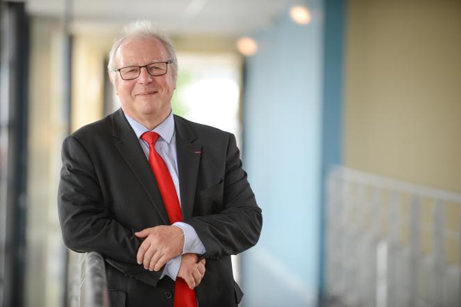 Alain Storck, président de la commission des accréditations de la Conférence des grandes écoles (CGE) et président de l'université de technologie de Compiègne (UTC).